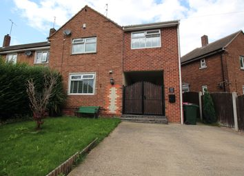 Thumbnail 4 bed semi-detached house to rent in Goodwin Crescent, Swinton, Mexborough