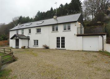 Thumbnail 4 bedroom property to rent in Hensbury Lane, Bere Ferrers, Yelverton