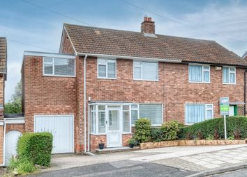Thumbnail 4 bed semi-detached house for sale in Long Mynd Road, Bournville Village Trust, Birmingham