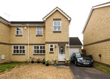 Thumbnail 3 bed semi-detached house for sale in Woodlands Road, Charfield, Gloucestershire