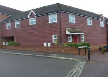 Thumbnail 2 bed maisonette to rent in East Hundreds, Elvetham Heath, Fleet