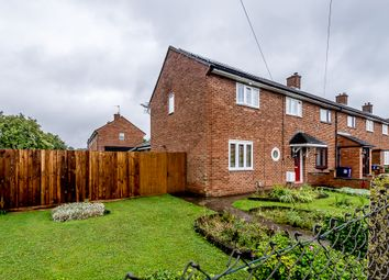 Thumbnail 2 bedroom end terrace house for sale in Danescroft, Letchworth Garden City