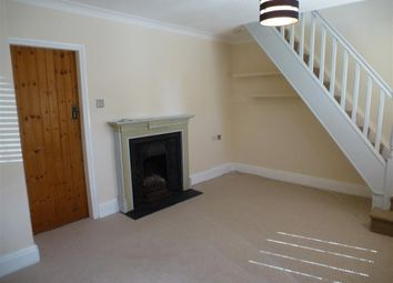Thumbnail 2 bed terraced house to rent in Church Lane, Timberland, Lincoln