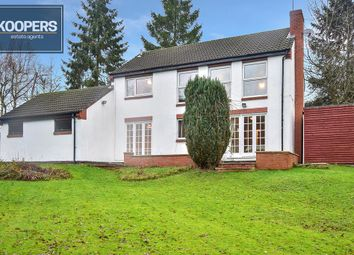 Thumbnail 3 bed detached house for sale in Lea Vale, South Normanton, Alfreton