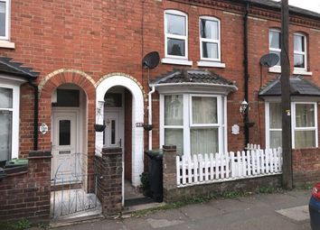 Thumbnail 2 bedroom terraced house to rent in Cromwell Road, Rushden