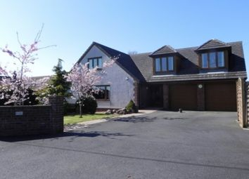 Thumbnail 4 bed detached house for sale in Lochnagar, Burnswark View, Eaglesfield, Dumfries & Galloway