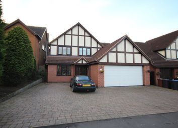 Thumbnail 4 bed detached house for sale in Brookdale, Hinckley