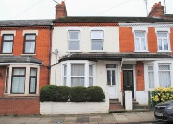 Thumbnail 3 bedroom terraced house for sale in Cecil Road, Queens Park, Northampton