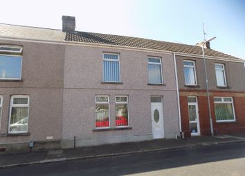 Thumbnail 3 bed terraced house for sale in Pendarvis Terrace, Aberavon, Port Talbot, Neath Port Talbot.