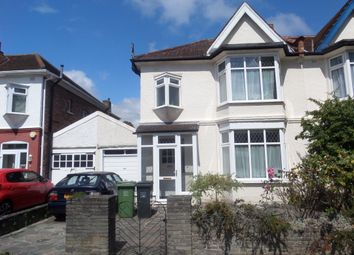 Thumbnail 3 bed semi-detached house for sale in Newquay Road, London