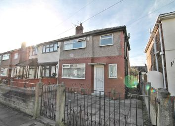 Thumbnail 3 bed semi-detached house for sale in Melville Road, Bootle