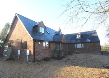 Thumbnail 4 bed detached house to rent in Bridge End Road, Grantham