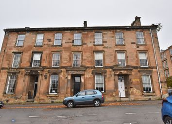 Thumbnail 2 bed flat for sale in Ardgowan Square, Greenock