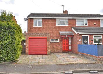 Thumbnail 3 bed semi-detached house for sale in Myatt Road, Offenham, Evesham