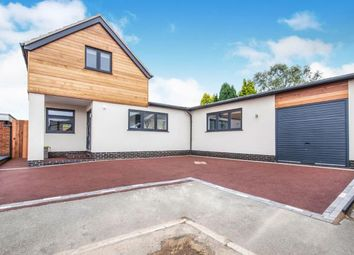 Thumbnail 3 bedroom detached house for sale in Hawthorn Close, Kirby Muxloe, Leicester, Leicestershire