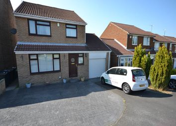 Thumbnail 3 bed property to rent in Poynings Close, Kingston Park, Newcastle Upon Tyne