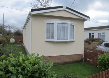 Thumbnail 1 bed mobile/park home for sale in Whelpley Hill Park, Whelpley Hill, Chesham, Buckinghamshire, 3Rh