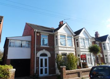 Thumbnail End terrace house for sale in Salisbury Road, Cosham, Portsmouth