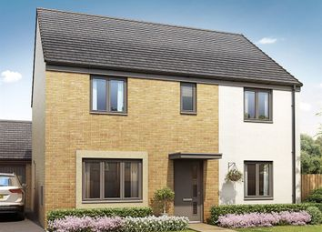 """Thumbnail 4 bed detached house for sale in """"The Chedworth"""" at Pinhoe, Exeter"""