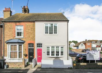 Thumbnail 3 bed terraced house for sale in Essex Street, Whitstable