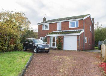 Thumbnail 4 bed detached house for sale in South Road, Lowick, Northumberland