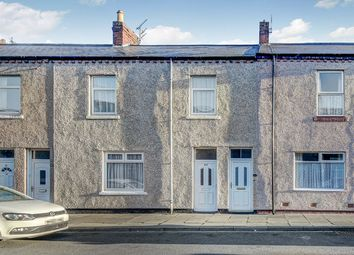 Thumbnail 2 bed flat for sale in Clarence Street, Seaton Sluice, Whitley Bay