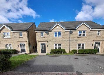 Thumbnail 3 bed semi-detached house for sale in Fairbairn Fold, Laisterdyke, Bradford