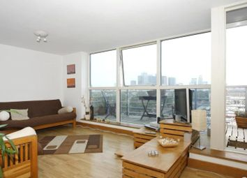 Thumbnail 2 bed flat to rent in Baltic Quay, 1 Sweden Gate, London