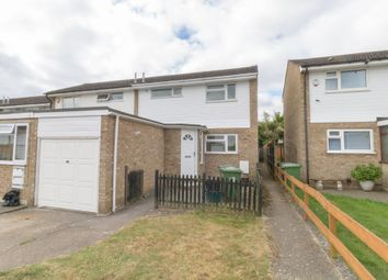 Thumbnail 3 bed semi-detached house to rent in Lammasmead, Broxbourne