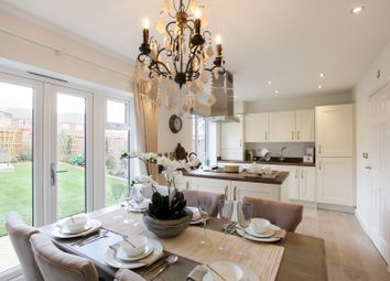 "Thumbnail 3 bed town house for sale in ""The Whitfield"" at Deardon Way, Shinfield, Reading"