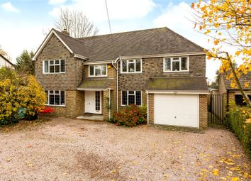 Thumbnail 5 bed detached house for sale in Millers Lane, Outwood, Surrey