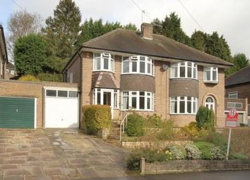 Thumbnail 3 bed semi-detached house for sale in Tetney Road, Ranmoor, Sheffield, South Yorkshire