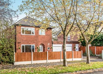 Thumbnail 3 bed detached house for sale in Pasture Field Road, Manchester