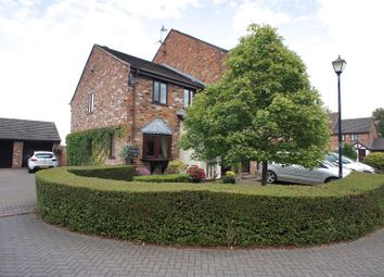Thumbnail 3 bed property for sale in Quayside Mews, Lymm