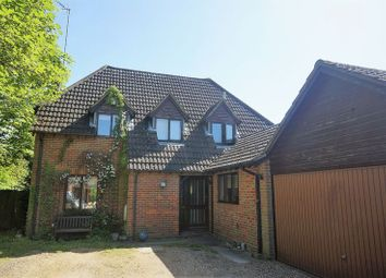 Thumbnail 4 bed detached house for sale in Frogmore, St.Albans