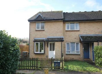 Thumbnail 1 bed end terrace house for sale in Thorne Close, Kidlington