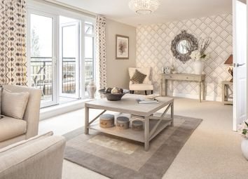 """Thumbnail 3 bed semi-detached house for sale in """"Atherton"""" at Racecourse Road, Newbury"""