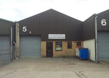 Thumbnail Light industrial to let in Unit 5 Hilton Business Centre, Wotton Road, Ashford, Kent