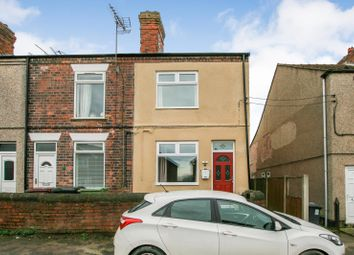 Thumbnail 2 bed terraced house for sale in North Street North Wingfield, Chesterfield, Derbyshire