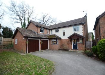 Thumbnail 5 bed detached house for sale in Chamomile Gardens, Farnborough, Hampshire