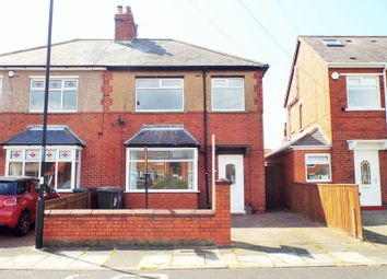 Thumbnail 3 bed property for sale in Brampton Place, North Shields