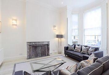 Thumbnail 4 bed flat to rent in Lexham Gardens, Kensington, London