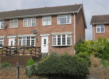 Thumbnail 3 bedroom end terrace house for sale in Cavendish Drive, Carlton, Nottingham