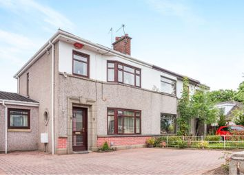 Thumbnail 4 bedroom semi-detached house for sale in Rosshall Avenue, Paisley