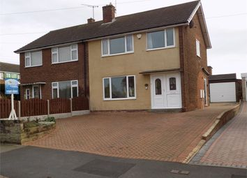 Thumbnail 3 bed semi-detached house to rent in Hemmingfield Crescent, Worksop, Nottinghamshire