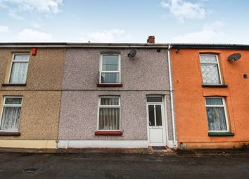 Thumbnail 2 bed terraced house for sale in Mount Pleasant Square, Ebbw Vale