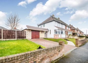 Thumbnail 3 bedroom semi-detached house for sale in Arrow Road, Walsall