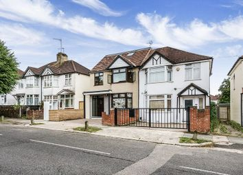 Thumbnail 6 bed terraced house for sale in Queensbury Road, London
