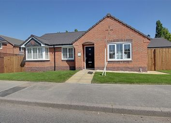 Thumbnail 3 bed detached bungalow for sale in Plot 1. The Larches, Eakring Road, Bilsthorpe, Nottinghamshire