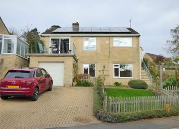 Thumbnail 4 bed detached house for sale in Chestnut Close, Chestnut Hill, Nailsworth